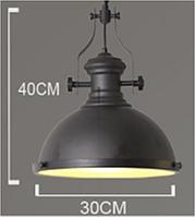 Вінтажний підвісний світильник (люстра) P1533142
