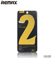 REMAX IPhone 6 Plus 2 pcs suit tempered glass clear