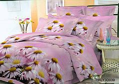 Ткань для постельного белья Полиэстер 90 T90-039 (80м)