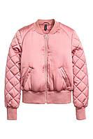 Куртка бомбер H&M в наличии XS S M, фото 1