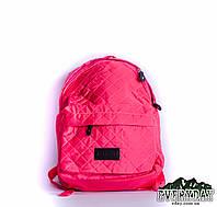 Модный городской рюкзак Wallaby розовый