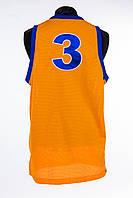 Майка мужская спортивная оранжевая adidas M