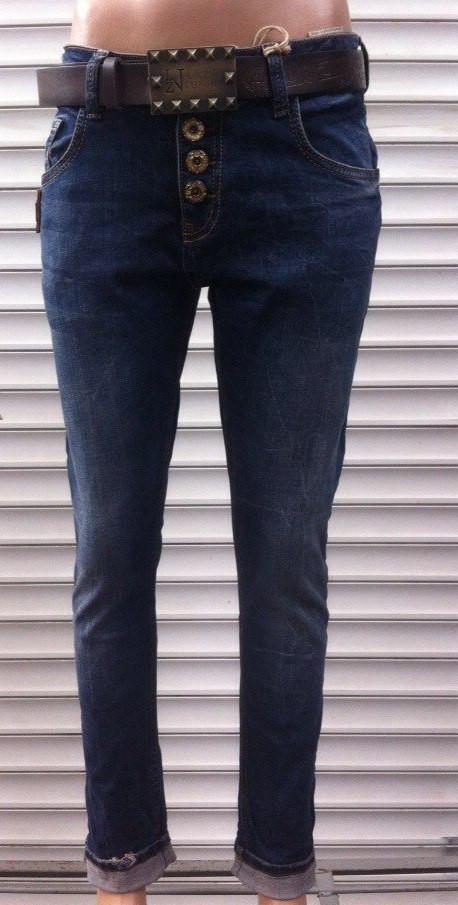 327f15169a1 Молодежные женские джинсы бойфренды Турция болты - bonny-style в Днепре