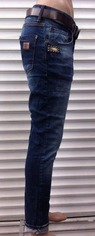 3df311f7d46 Молодежные женские джинсы бойфренды Турция болты