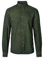 Мужская вельветовая рубашка Efraim Solid  в размере L