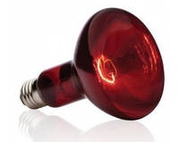 Лампа накаливания инфракрасная Искра ИКЗК 250Вт 220В Е27