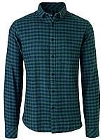 Мужская махровая рубашка Edgars Solid  в размере L
