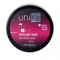 Паста для укладки волос с матирующим эффектом UNIKE  50 мл