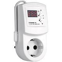 Терморегулятор для инфракрасных панелей Terneo RZ (розеточный)
