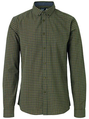 Мужская рубашка в клетку France от Solid  в размере L, фото 2