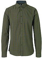 Мужская рубашка в клетку France от Solid  в размере L