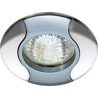 Светильник точечный Feron 020Т MR16 серый-хром