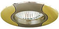 Светильник точечный Feron 020Т MR16 титан-золото