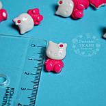 Пуговицы на ножке Kitti, цвет розовый, фото 2