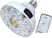Светильник светодиодный Lemanso LMB19 LED Базука E27 24LED 6500K с пультом