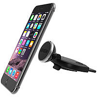 Универсальный держатель смартфонов IOTTIE iTap Car Mount Magnetic CD Slot Holder Black (HLCRIO152)