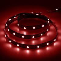 Светодиод лента FERON LS603/LED-RL 60SMD(3528)/m 4 8W/m 12V 5m*8*0.22mm красный на белом