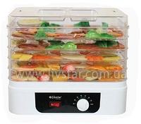 Электрическая сушилка для фруктов, овощей Livstar LSU-1424