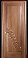 Дверное полотно Амата (глухое) - золотая ольха