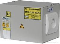 Ящики с понижающим трансформатором ИЭК ЯТП 0 25 220/36-3 36УХЛ4 IP30