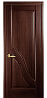 Дверное полотно Амата (глухое) - каштан