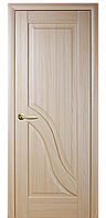 Дверное полотно Амата (глухое) - ясень