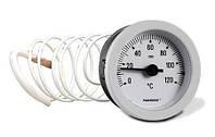 Pak 52/120/1m  — Термометр капиллярный d=52мм, 0°C … +120°C, L капилляра 1000мм, класс точности KL 2,0
