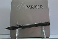 Подарочная ручка Parker Premium матовая черная