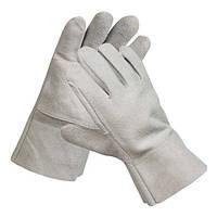 Перчатки кожанные утепленные SNIPE WINTER