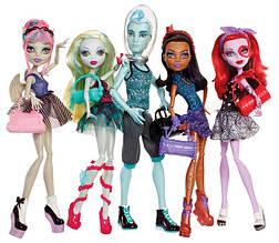 Ляльки Monster High Монстр Хай