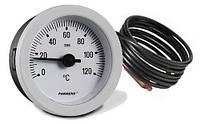 Pak 52/120/3m  — Термометр капиллярный d=52мм, 0°C … +120°C, L капилляра 3000мм, класс точности KL 2,0, фото 1
