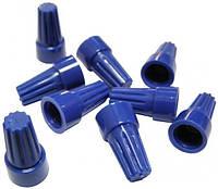 Колпачок для скрутки кабеля P72 синий 2*4 кв.мм+1*2кв.мм АСКО
