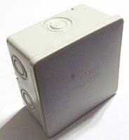 Распределительная коробка наружная Р-7 85х85х50мм IP44