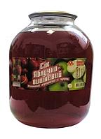 Сок Яблочно-вишневый, 3л