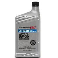Моторное масло Honda 5W30 Ultimate 1л синтетика оригинальное моторное масло для HONDA ( 08798-9039 )