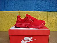 Мужские кроссовки Nike Air Presto Grey серые