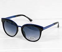 Очки женские Dior Liana синие, магазин очков