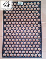 Коврик Резиновый Сота размер 60*40см