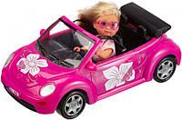Кукла Ева Эви в кабриолете New Beetle Simba 5731539