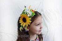 """Лента с цветами """"Подсолнух"""", фото 1"""