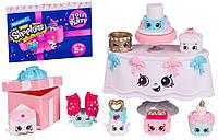 Игровой набор Шопкинс 7 сезон Свадебная вечеринка Shopkins Season 7 Party Theme Pack Wedding Party Collection