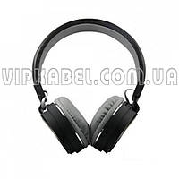 Наушники (блютуз) bluetooth + FM приемник + mp3 плеер Sh-12 black