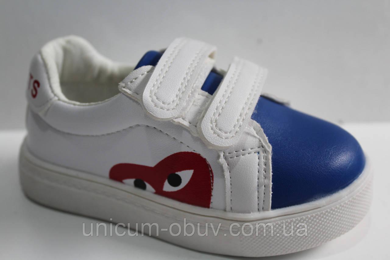 Детская обувь оптом.Детские кеды(слипоны) от ТМ Солнце (разм. с 21 по 25)  10 пар 1146d4f835e29