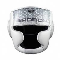 Боксерский шлем Bad Boy Pro Legacy 2.0 White XL