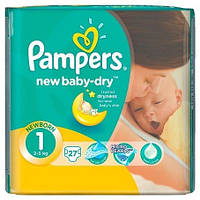 Подгузники Pampers New Baby-Dry 1 (2-5 кг) 27 шт.