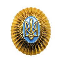Кокарда офицерская золото