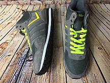 Кросівки чоловічі Adidas 10XT WTR Grey. кросівки адідас