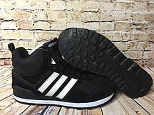 Кросівки чоловічі Adidas 10XT WTR Black. кросівки адідас