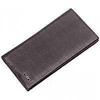Кожаный кошелек Ferragamo SJ-802C коричневый