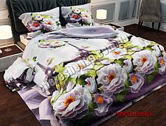 Ткань для постельного белья Полисатин 160 SP160-002 (60м)